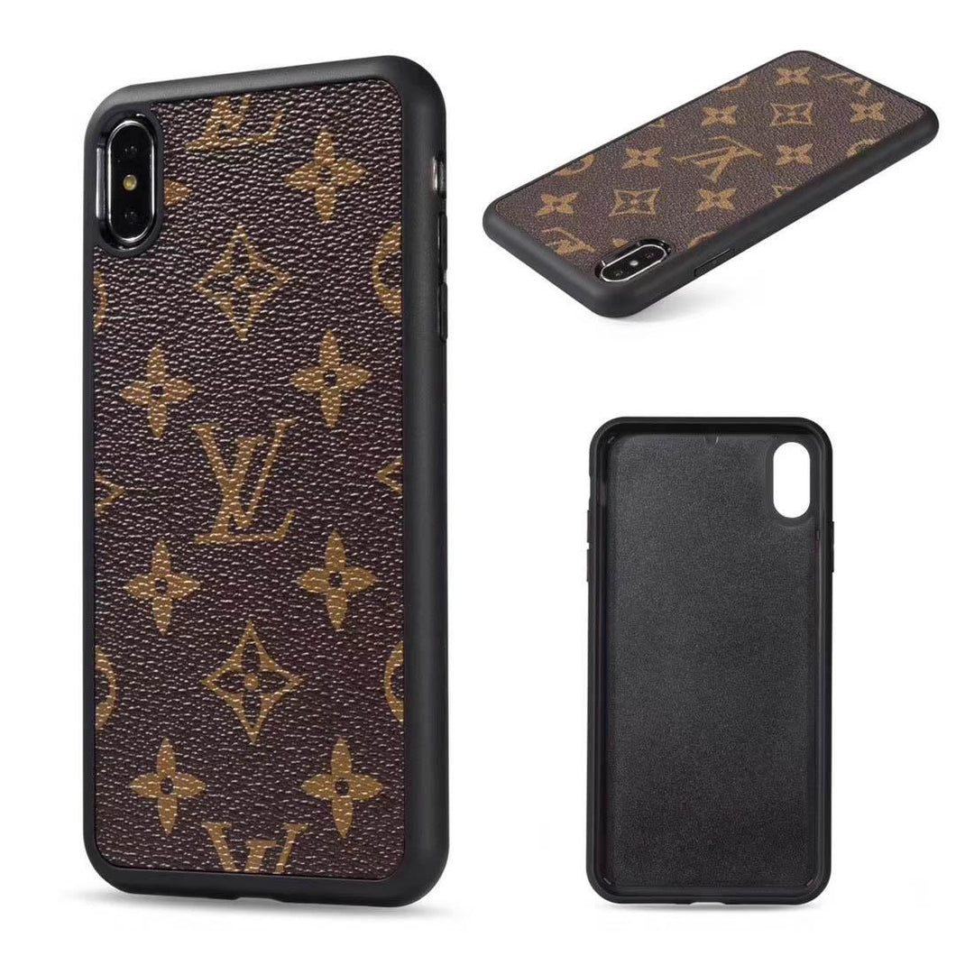Louis Vuitton Leather Phone Case For Galaxy S10 Plus