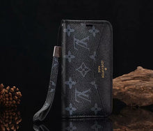 Louis Vuitton Leather Wallet Phone Case For iPhone XS Max