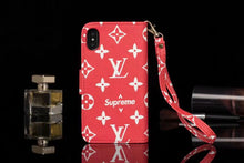 Louis Vuitton Leather Wallet Phone Case For iPhone 11 Pro