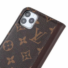 Louis Vuitton Leather Wallet Phone Case For iPhone 6/6s Plus