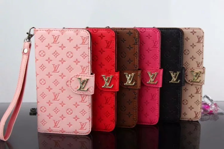 Louis Vuitton Leather Wallet Phone Case For Iphone 11 Pro Max 50 Off Phone Swag