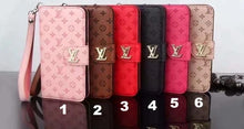 Louis Vuitton wallet cases for all iPhones. iPhone 6/6s, iPhone 6/6s Plus, iPhone 7/8, iPhone 7/8 Plus, iPhone X, iPhone XS, iPhone XS Max, iPhone 11, iPhone 11 Pro, iPhone 11 Pro Max