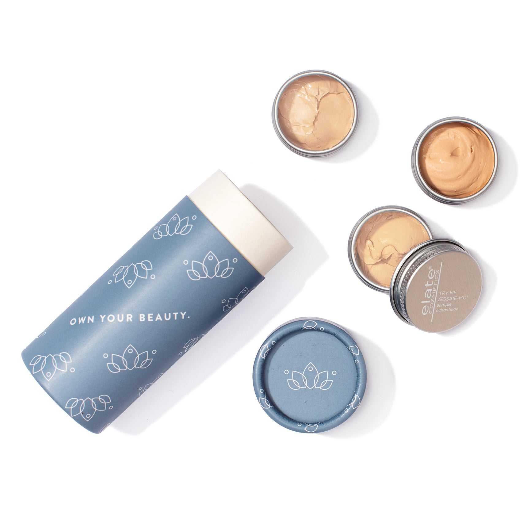 Refresh Foundation Sample Kit
