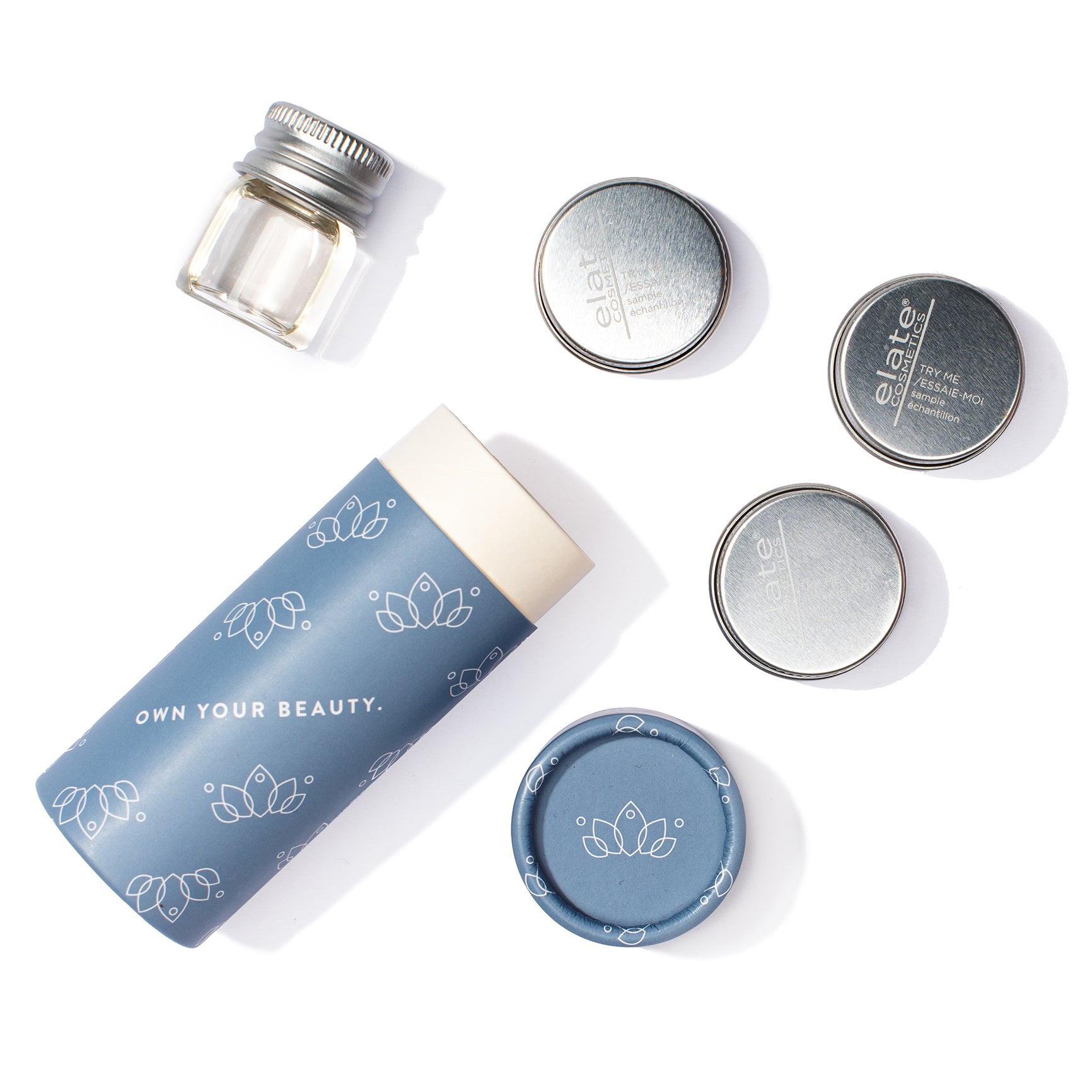Unify Powder Sample Kit