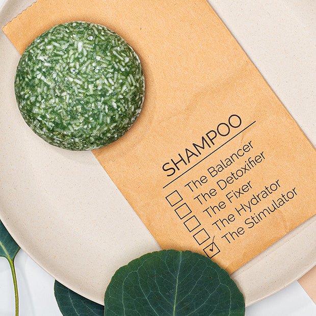 The Stimulator Shampoo Bar