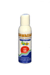 Hawaiian Natural Sunscreen - SPF 15 2oz.