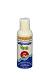 Hawaiian Natural Sunscreen - SPF 30 4oz.