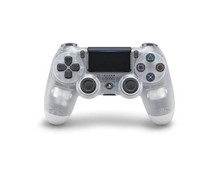New DualShock 4 Wireless Controller - Crystal - (GREAT BUY!!)