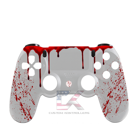 Ps4 Controller Bloody