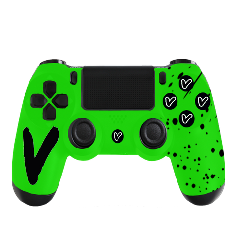 Ps4-customized controller Viss