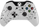 Custom Splatter Xbox one Controller