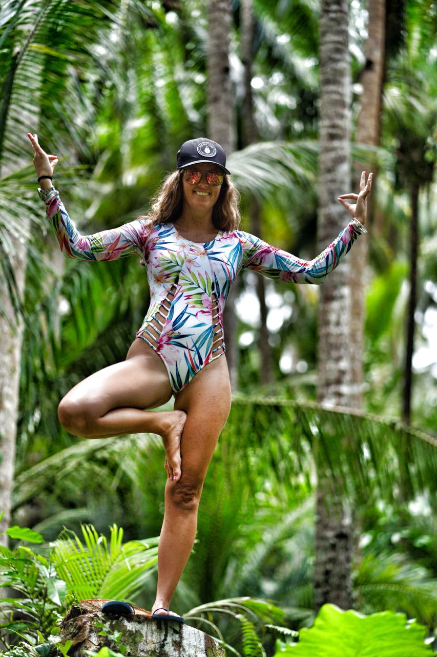 DAYLIGHT TROPICS LONG-SLEEVE SUIT