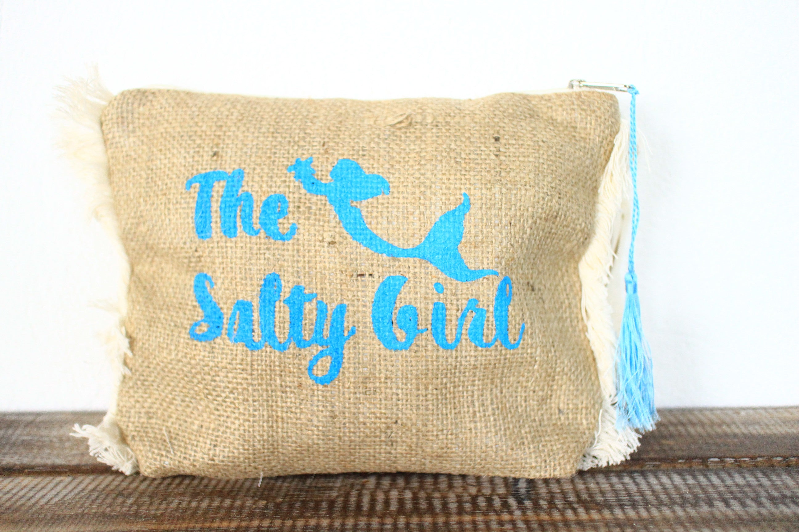 THE SALTY GIRL POUCH