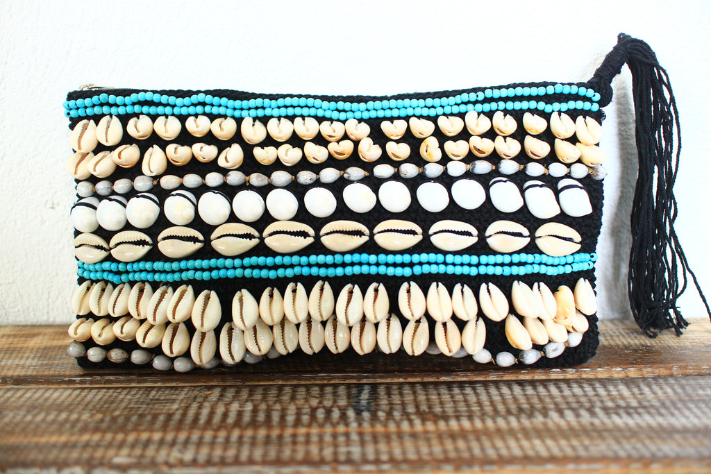 SEA TREASURE CLUTCH