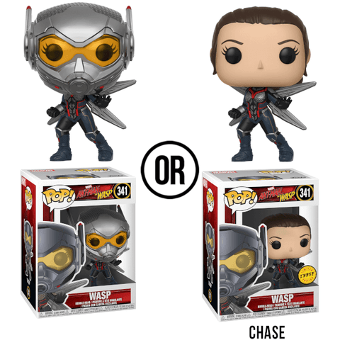 POP! Marvel - Ant Man & Wasp - Wasp (1:5 Ratio for Chase)