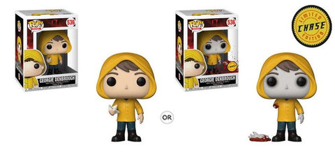 POP! Movies - IT - Georgie Denbrough ( 1:5 Ratio for CHASE )