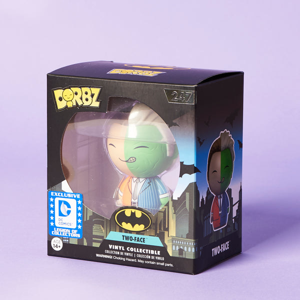 Funko Legion of Collectors Subscription Box - Batman Villains