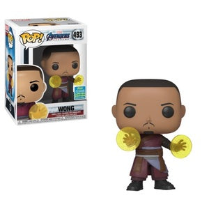 POP! Marvel - Wong [Summer Convention]