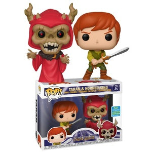 POP! Taran & Horned King (2-Pack) [Summer Convention]