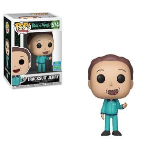 POP! Rick and Morty - Tracksuit Jerry [Summer Convention]