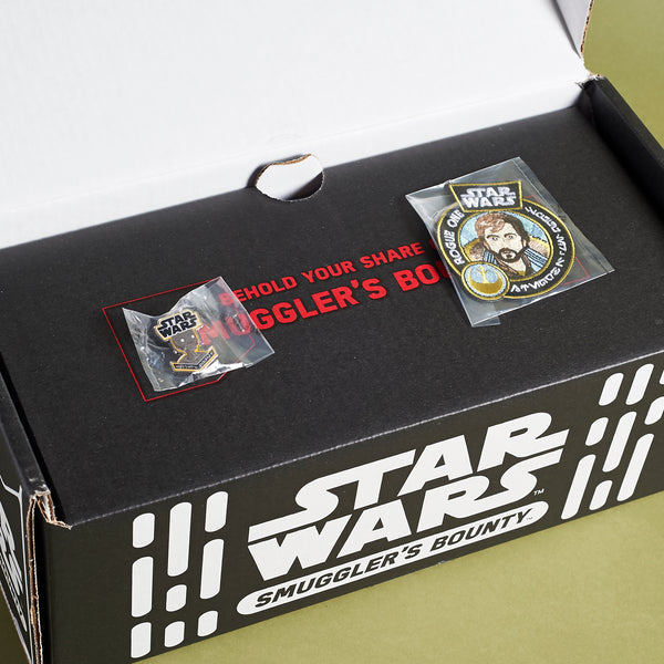 Funko Star Wars Smuggler's Bounty Subscription Box - Rogue One