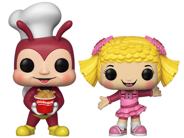 POP! Ad Icons - Jollibee & Hetty Spaghetti Two-Pack Philippines Exclusive