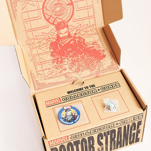 Funko Marvel Collector Corps Subscription Box - Doctor Strange