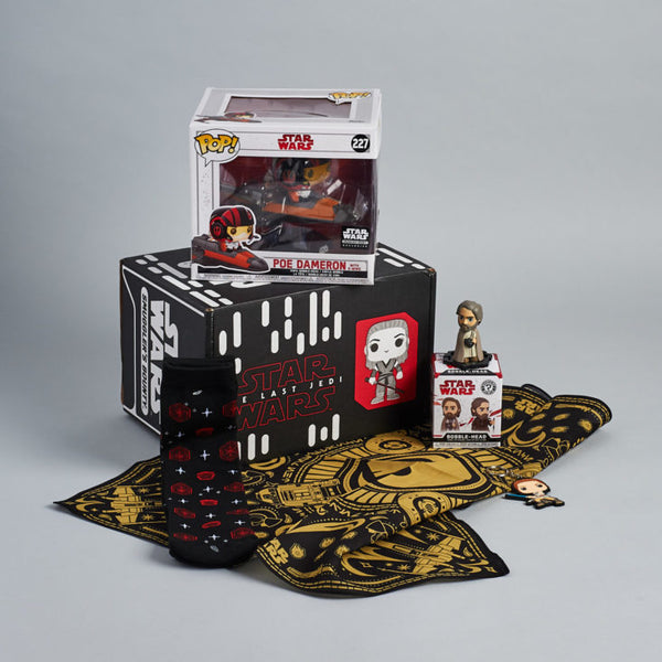 Funko Star Wars Smuggler's Bounty Subscription Box - The Last Jedi