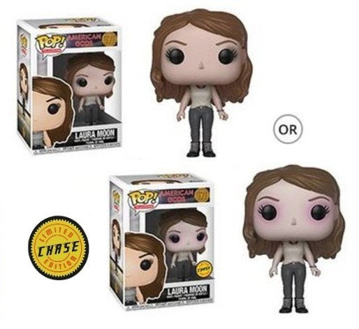 POP! TV - American Gods - Laura Moon ( 1:5 Ratio for CHASE )