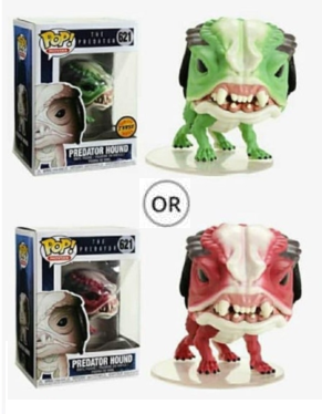POP! Movie - The Predator - Predator Hound ( 1:5 Ratio for CHASE )