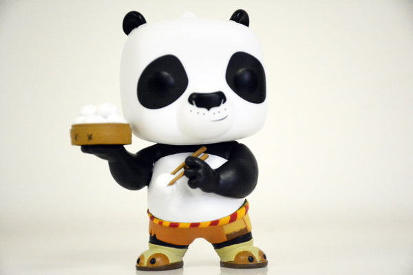 POP! Asia Only Exclusive - Kung Fu Panda - Dim Sum PO
