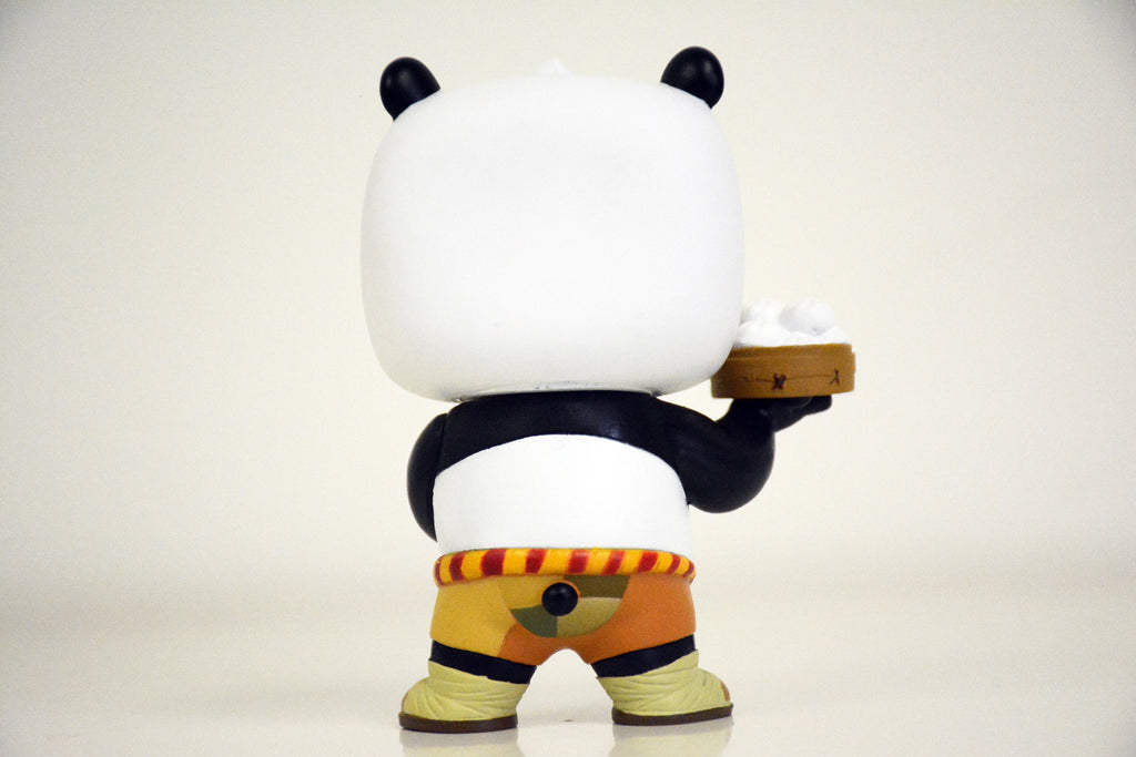 Pop Asia Only Exclusive Kung Fu Panda Dim Sum Po