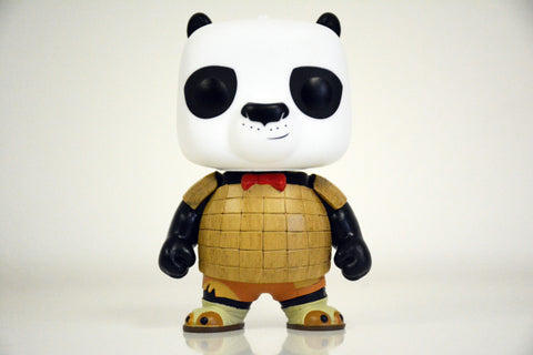 POP! Asia Only Exclusive - Kung Fu Panda - Terra Cotta Armor PO