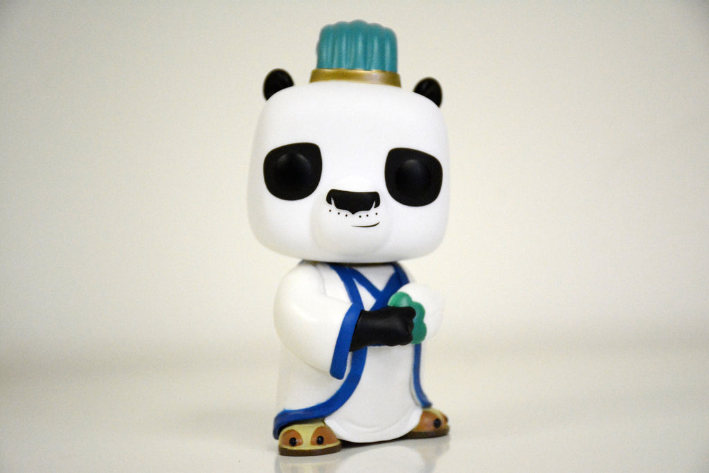 POP! Asia Only Exclusive - Kung Fu Panda - Fortune PO