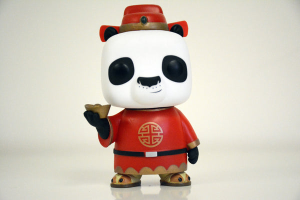 Pop Asia Only Exclusive Kung Fu Panda Po Of Wealth