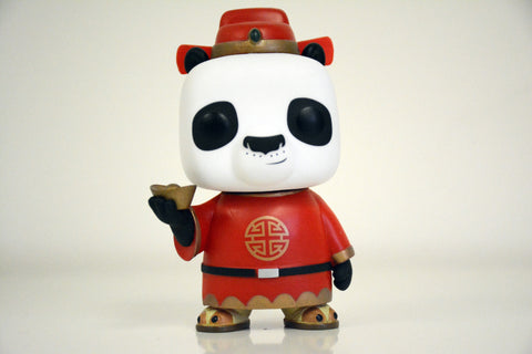 POP! Asia Only Exclusive - Kung Fu Panda - PO Of Wealth