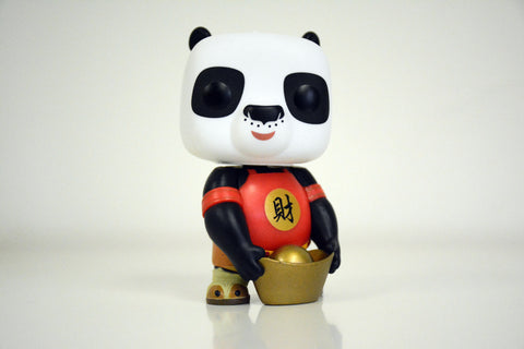 POP! Asia Only Exclusive - Kung Fu Panda - Lucky PO