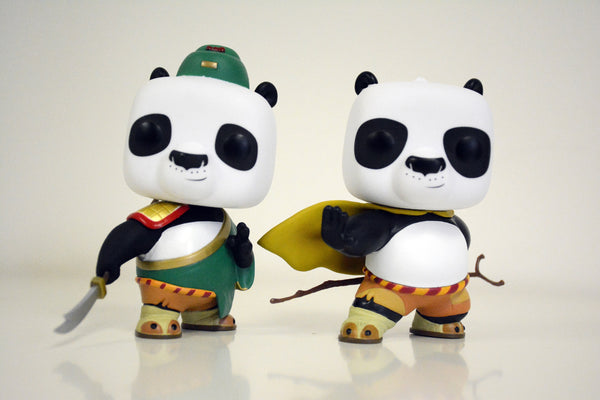 POP! Asia Only Exclusive - Kung Fu Panda - Guan Yu PO