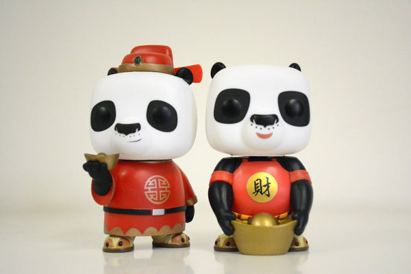 Pop Asia Only Exclusive Kung Fu Panda Lucky Po