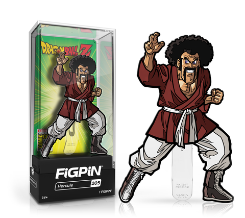 FIGPIN - Dragon Ball Z Hercule - SDCC Exclusive LE 750
