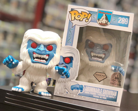 POP! Disney - Abominable Snowman Diamond - Disney Parks Exclusive