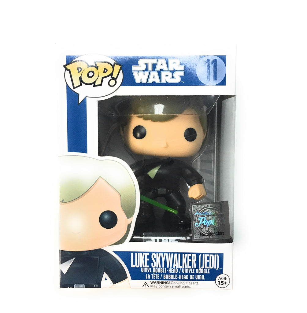 POP! Star Wars - Luke Skywalker Jedi - Poplife Sticker - Vaulted