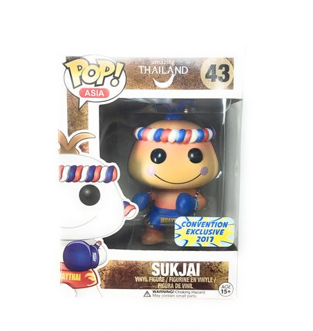POP! Asia - Amazing Thailand Sukjai Peach Convention Exclusive