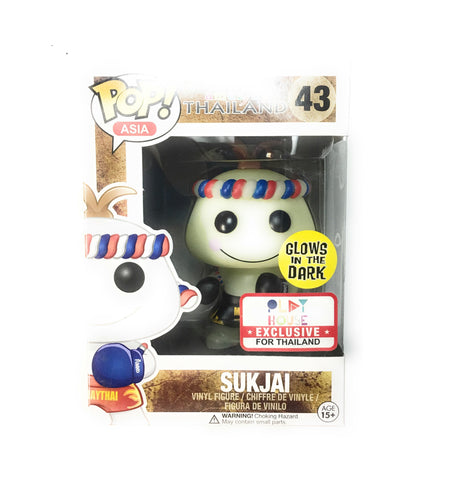 POP! Asia - Amazing Thailand Sukjai Glow In The Dark Exclusive