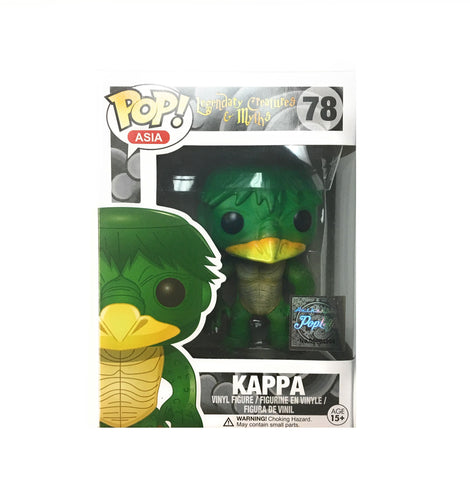 POP! Asia - Kappa - Poplife Exclusive