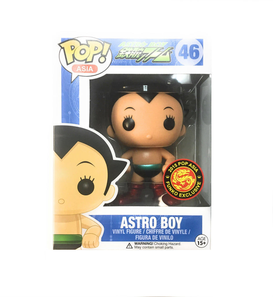 POP! Asia - Astro Boy Metallic - 2015 Exclusive