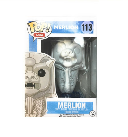 POP! Asia - Merlion Original - Singapore Exclusive