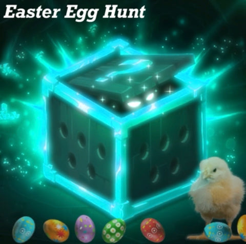 [Limited-Time Event] Chrono Toys Easter Egg Hunt High Roller Mystery Box