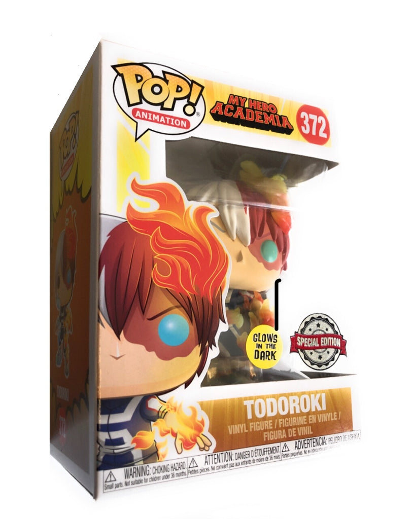 POP! My Hero Academia - Todoroki Glow Special Edition Exclusive