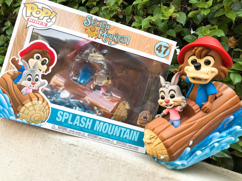 POP! Disney - Splash Mountain Ride - Disneypark Exclusive